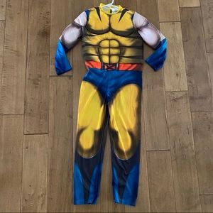 Marvel Wolverine Padded Costume by Rubie's
